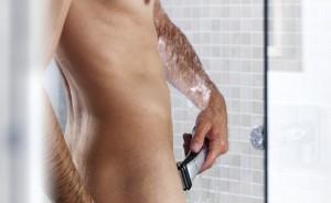 Shaving balls