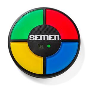 semen says